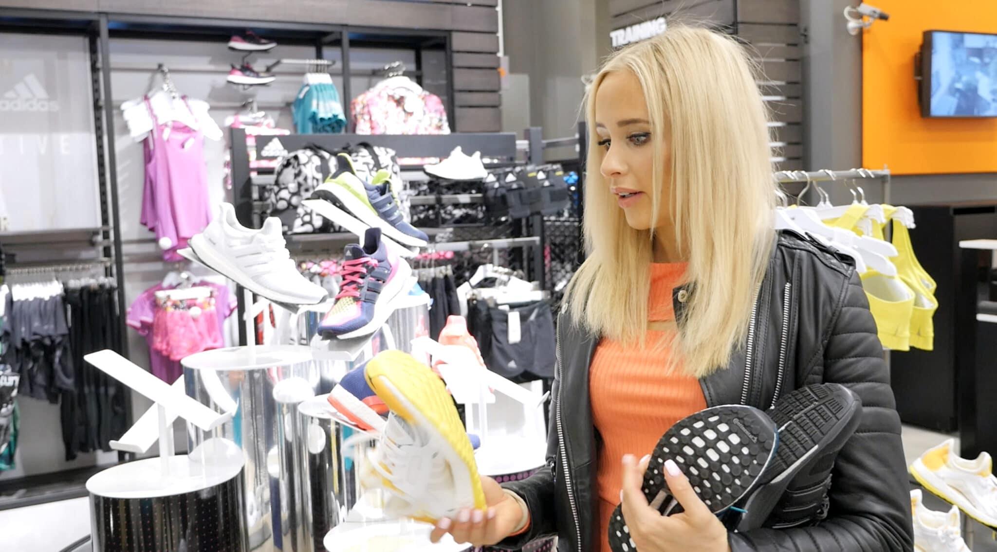 Det finns många löparskor att välja mellan. Nike, adidas, Saucony, New Balance och många fler.